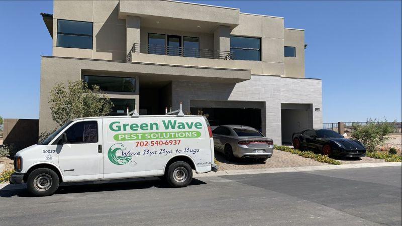 Green Wave Pest Solutions Pest Control NV