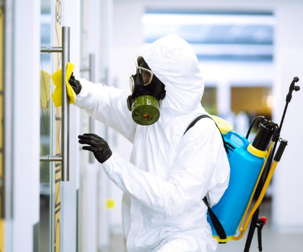 San Jose Coronavirus (Covid-19) Cleaning Services