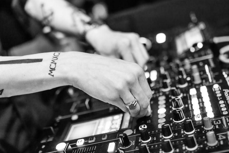 Jacinto City DJ Services