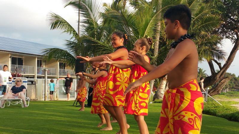 Private Hawaiian Luau
