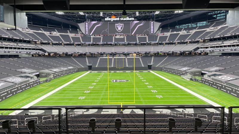 Allegiant Stadium Spring Valley NV- Home of the Las Vegas Raiders