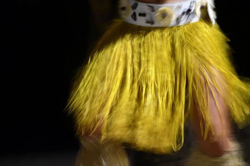 Hawaii Luau Company- Hula Keiki Dancers up close