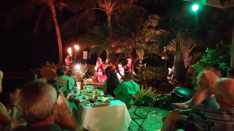 Private Corporate Luau Event Hawaii