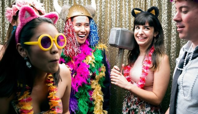 Orange Grove Photo Booths