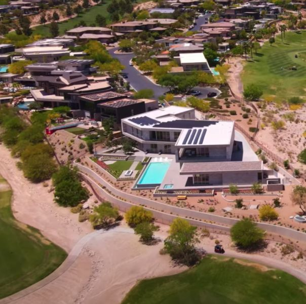 The Ridges Exclusive Residential Community Las Vegas NV